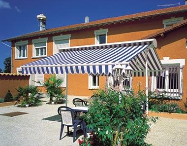 Store Abris De Jardin Store De Terrasse De Restaurant à Nancy